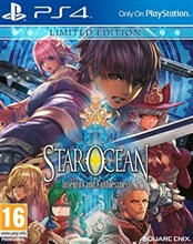 نسخه استیل بوک  star ocean limited edition