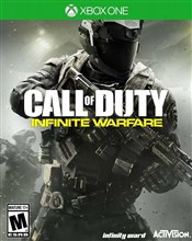 کارکرده بازی  Call of Duty: Infinite Warfare برای XBOX ONE
