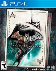 بازی Batman: Return to Arkham برای PS4