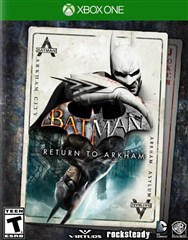 بازی Batman: Return to Arkham برای XONE