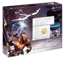 كنسول PS4  Limited Edition Bundle DESTINY TAKEN KING