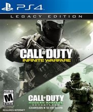 نسخه 2 بازی Call of Duty Infinite Warfare Legacy  برای PS4