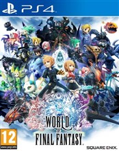 بازی World of Final Fantasy برای PS4