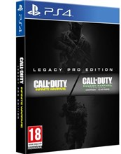 نسخه LEGACY PS4 PRO استیل بازی CALL OF DUTY INFINITE