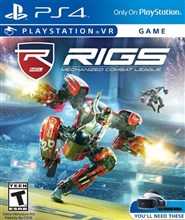 بازی RIGS Mechanized Combat League برای PS4 - VR