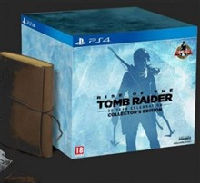 نسخه کالکتور Rise OF Tomb Raider 20th anniversary