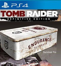 نسخه کالکتور Tomb Raider Survival Collector's Edition
