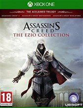 کارکرده پک 3 بازیAssassins Creed The Ezio Collection برای XONE