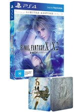 نسخه استیل FINAL FANTASY X/X-2 HD Remaster Limited
