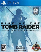 بازي  Tomb Raider:20th Anniversary  Ps4