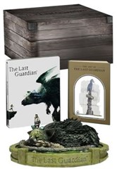 نسخه کالکتورThe Last Guardian - Collector's Edition