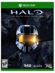 بازی کارکرده HALO MASTER CHIEF COLLECTION XBOX ONE