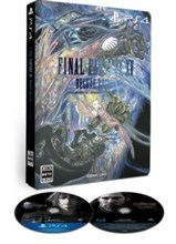 نسخه استيل Final Fantasy XV Deluxe Edition PS4