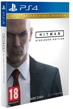نسخه استیل بازی Hitman: The Complete First Season Steelbook برای PS4