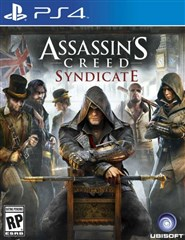 بازی ASSASSINS CREED SYNDICATE   برای PS4