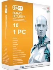 لایسنس Eset Smart Security 10 /  1 PC