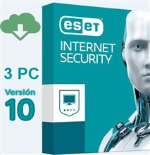 لایسنس Eset NOD32 Antivirus 10 / 3  PC