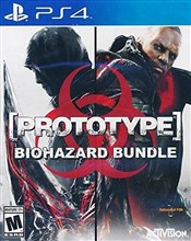 بازی  Prototype Biohazard Bundle برای PS4
