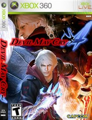 بازی Devil May Cry 4 XBOX 360