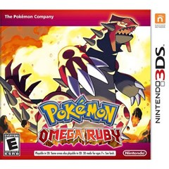 بازی Pokemon Omega Ruby 3DS