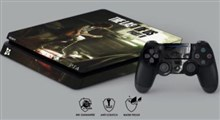 كاور اسكين PS4 اسلیم طرح LAST OF US PART  2