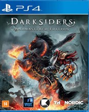بازي Darksiders: Warmastered Edition براي PS4