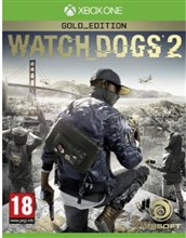 نسخه GOLD بازی WATCH DOGS 2 XBOX ONE