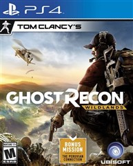 بازی Tom Clancy's Ghost Recon Wildlands برای PS4