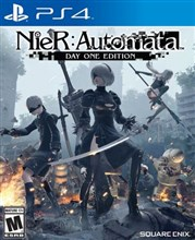 بازی  NieR: Automata Day One Edition برای PS4