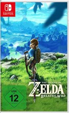 بازی The Legend of Zelda Breath Wild برای NINTENDO SWITCH