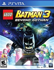 بازی LEGO Batman 3 Beyond Gotham برای PS VITA
