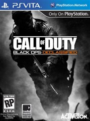 بازی Call of Duty: Black Ops: Declassified برای PS VITA