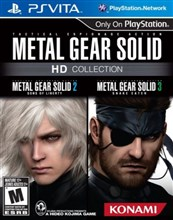 بازی Metal Gear Solid HD Collection برای PS VITA