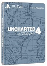 نسخه UNCHARTED  4 STEELBOOK