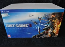 نسخه کالکتور Just Cause 3 Collectors Edition