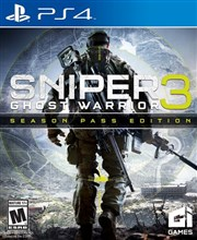 بازی Sniper Ghost Warrior 3 Season Pass Edition برای PS4