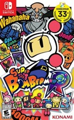 بازی Super Bomberman برای NINTENDO SWITCH