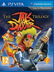 بازی The Jak and Daxter Trilogy برای PS VITA
