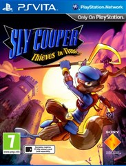 بازی Sly Cooper Thieves in Time برای PS VITA