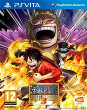 بازی One Piece Pirate Warriors 3  برای PS VITA