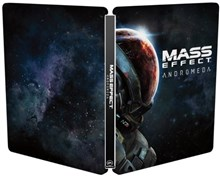 قاب فلزی بازی MASS EFFECT ANDROEDA STEELBOOK