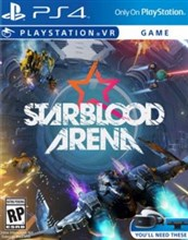 بازی STAR BLOOD ARENA برای PS4 PS VR