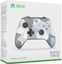 دسته ارتشی Xbox Wireless Controller Winter Forces Special
