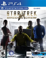 بازی STAR TREK BRIDGE CREW برای PSVR