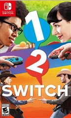بازی 1-2 Switch - Nintendo Switch