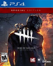 نسخه اسپشال بازی Dead By Daylight  برای PS4