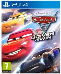 بازی Cars 3 Driven to Win برای PS4