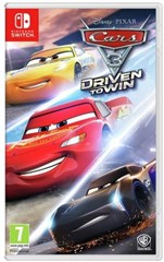 بازی CARS 3 DRIVEN TO WIN  برای NINTENDO SWITCH