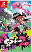 بازي  2 SPLATOON  براي  Nintendo Switch