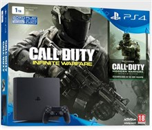كنسول PS4  اسلیم   باندل  INFINITE  CALL OF DUTY LEGACY